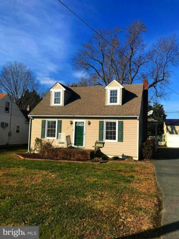 707 Goldsborough Street, EASTON, MD 21601 (#MDTA107150) :: RE/MAX Coast and Country
