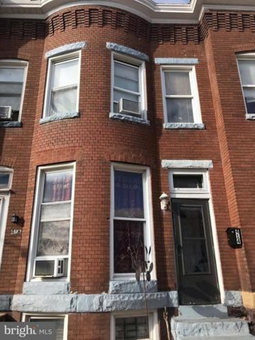 414 W 28TH Street, BALTIMORE, MD 21211 (#MDBA192378) :: ExecuHome Realty