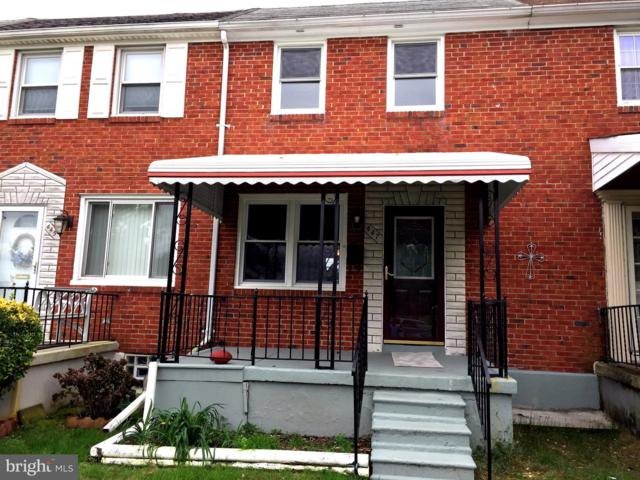 447 Oakwood Road, BALTIMORE, MD 21222 (#MDBC194330) :: ExecuHome Realty