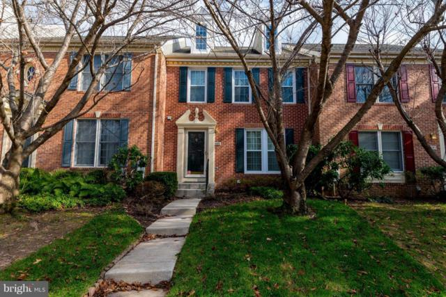 605 Budleigh Circle, LUTHERVILLE TIMONIUM, MD 21093 (#MDBC194350) :: The Dailey Group
