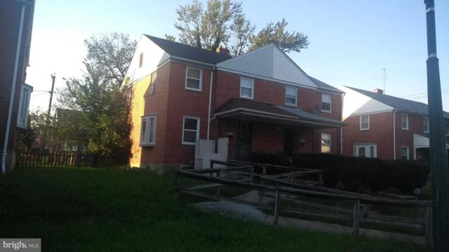 3906 Clarinth Road, BALTIMORE, MD 21215 (#MDBA197706) :: Wes Peters Group