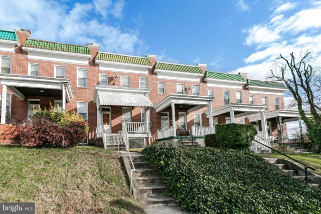 13 S Tremont Road, BALTIMORE, MD 21229 (#MDBA198478) :: ExecuHome Realty