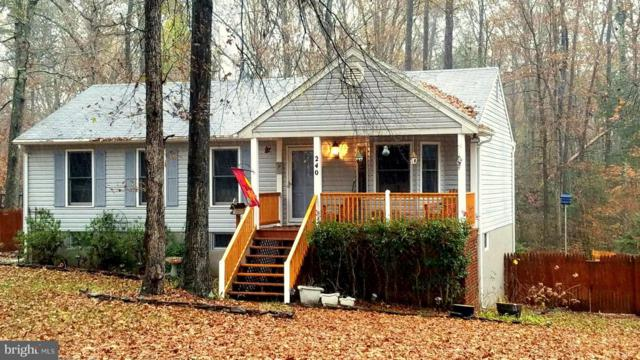 240 Marday Drive, RUTHER GLEN, VA 22546 (#VACV104938) :: ExecuHome Realty