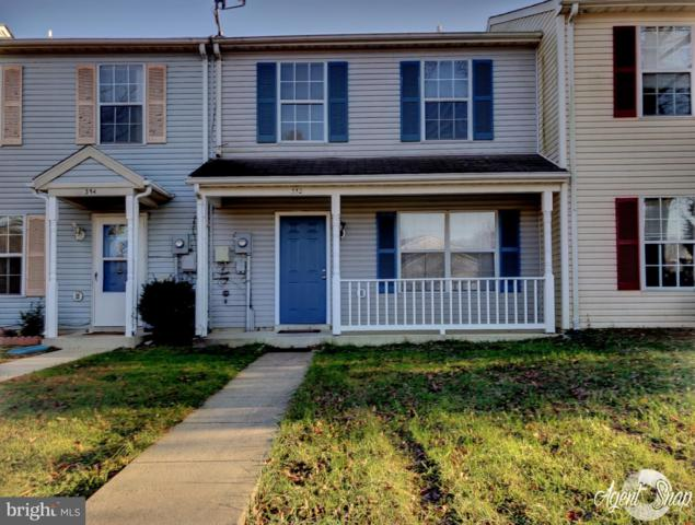 352 Tumbleweed Place, WALDORF, MD 20601 (#MDCH129056) :: Frontier Realty Group