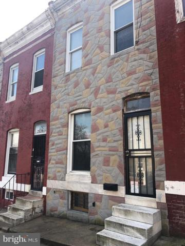 2541 Hollins Street, BALTIMORE, MD 21223 (#MDBA198978) :: Great Falls Great Homes