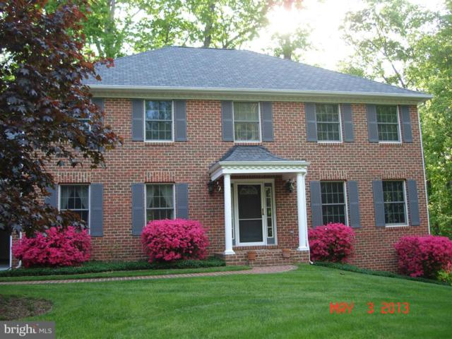 13805 Lowry Drive, CHANTILLY, VA 20151 (#VAFX350440) :: AJ Team Realty