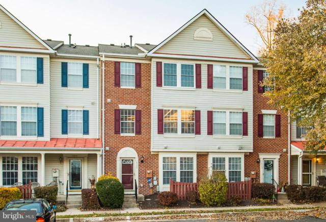 8304 Duck Hawk Way #3, LORTON, VA 22079 (#VAFX354372) :: Browning Homes Group