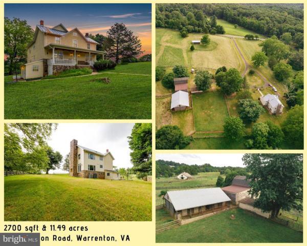 7343 Wilson Road, WARRENTON, VA 20186 (#VAFQ113446) :: Jacobs & Co. Real Estate