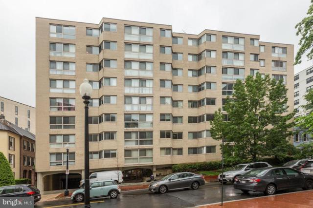 922 24TH Street NW #303, WASHINGTON, DC 20037 (#DCDC218364) :: Crossman & Co. Real Estate