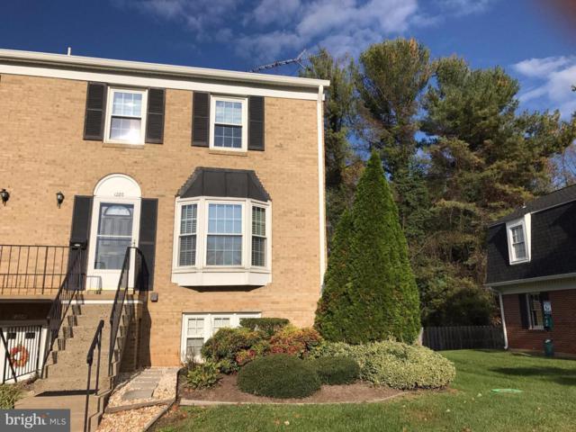 128-C Fairfield Drive, WARRENTON, VA 20186 (#VAFQ116592) :: Jacobs & Co. Real Estate