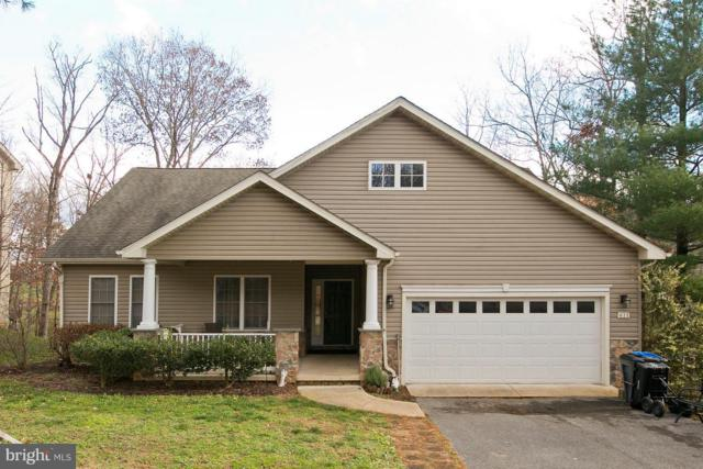 611 Lakeview Drive, CROSS JUNCTION, VA 22625 (#VAFV119918) :: The Riffle Group of Keller Williams Select Realtors