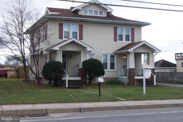 410 E Baltimore/412 Street, TANEYTOWN, MD 21787 (#MDCR134542) :: Eng Garcia Grant & Co.