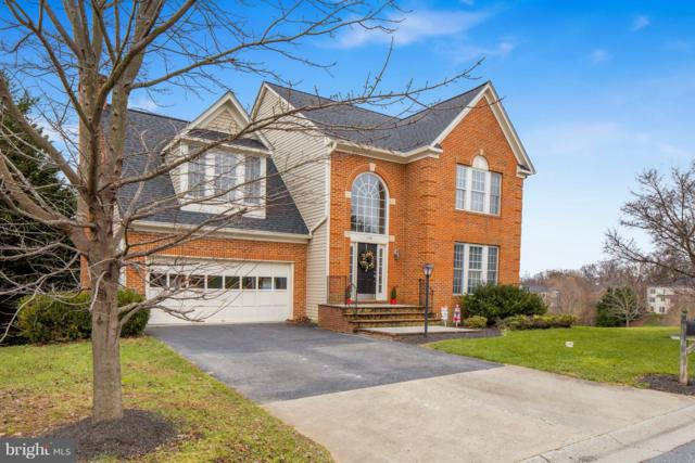 11201 Yardley Court, IJAMSVILLE, MD 21754 (#MDFR165016) :: Great Falls Great Homes