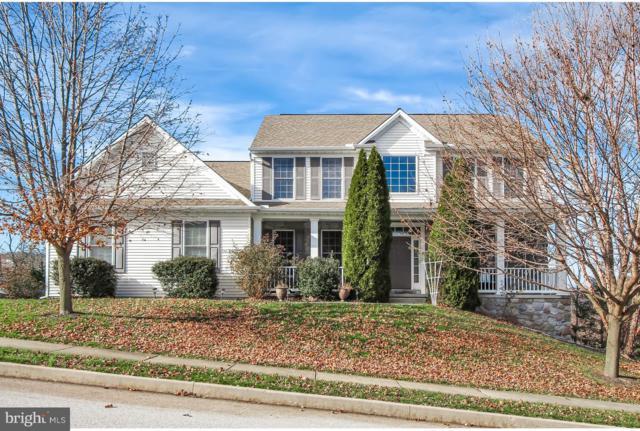 702 Goddard Drive, YORK, PA 17402 (#PAYK103432) :: Benchmark Real Estate Team of KW Keystone Realty