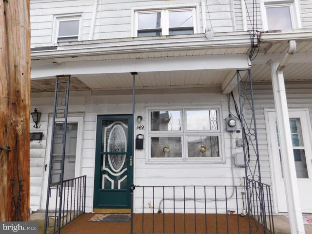 469 North Street, MINERSVILLE, PA 17954 (#PASK114482) :: Teampete Realty Services, Inc