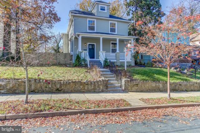 3308 22ND Street NE, WASHINGTON, DC 20018 (#DCDC242728) :: The Miller Team