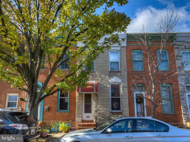 1470 Reynolds Street, BALTIMORE, MD 21230 (#MDBA247584) :: Blue Key Real Estate Sales Team
