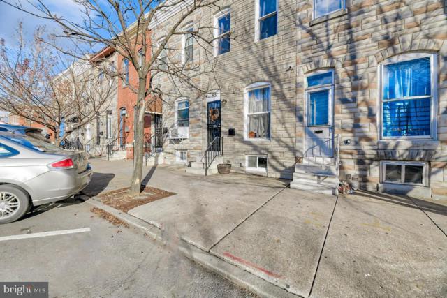 153 N Potomac Street, BALTIMORE, MD 21224 (#MDBA247588) :: The Dailey Group