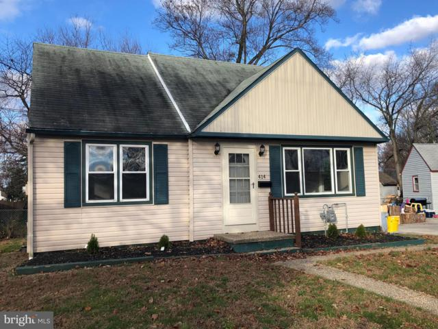 414 Camden Avenue, MAGNOLIA, NJ 08049 (#NJCD229708) :: Bob Lucido Team of Keller Williams Integrity