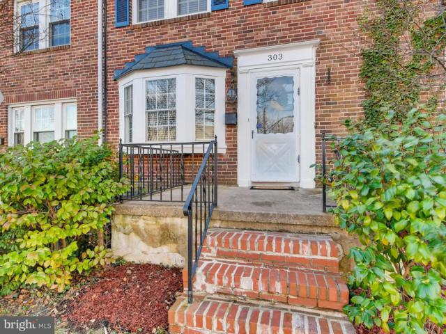 303 Overbrook, BALTIMORE, MD 21212 (#MDBC254512) :: Blackwell Real Estate