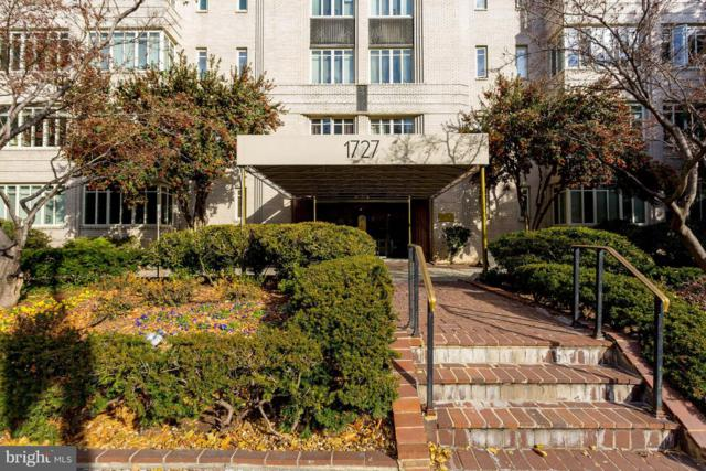 1727 Massachusetts Avenue NW #811, WASHINGTON, DC 20036 (#DCDC243452) :: Crossman & Co. Real Estate