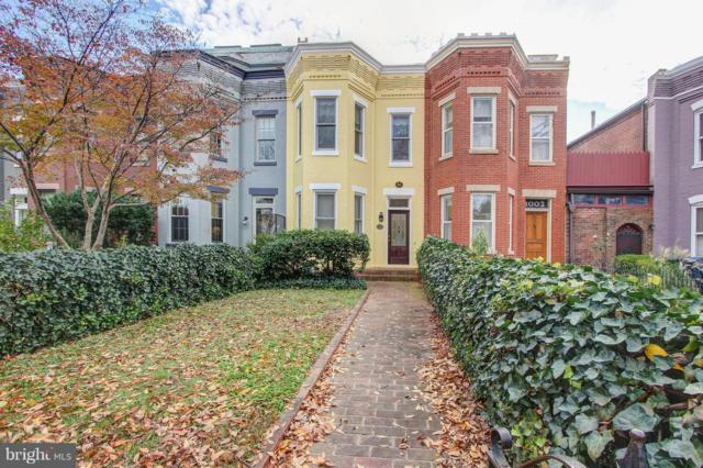 1005 N Carolina Avenue SE, WASHINGTON, DC 20003 (#DCDC244810) :: Lucido Agency of Keller Williams