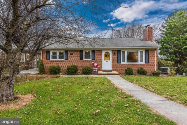 23 Fox Rock Drive, MYERSVILLE, MD 21773 (#MDFR167010) :: Jim Bass Group of Real Estate Teams, LLC