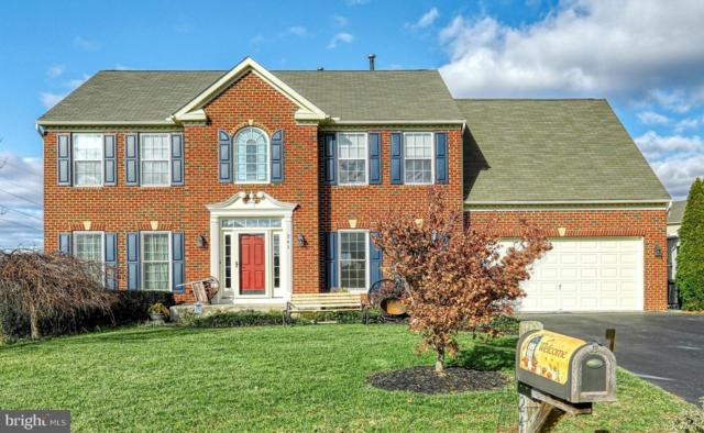 241 Courtney Court, SPRING GROVE, PA 17362 (#PAYK103710) :: Benchmark Real Estate Team of KW Keystone Realty