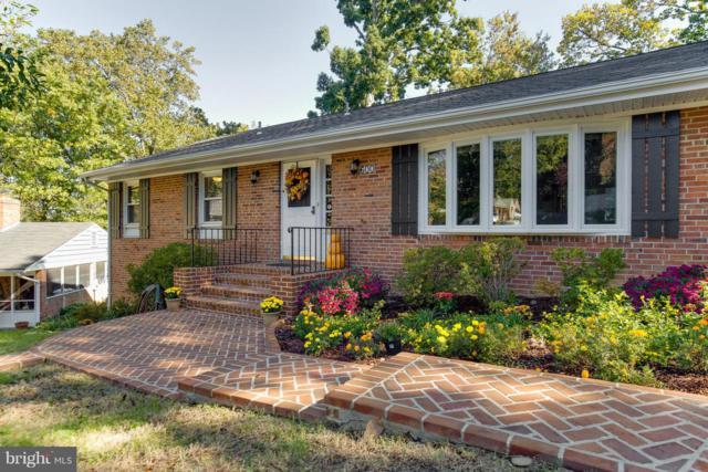 600 Pullman Place, ALEXANDRIA, VA 22305 (#VAAX161704) :: Tom & Cindy and Associates