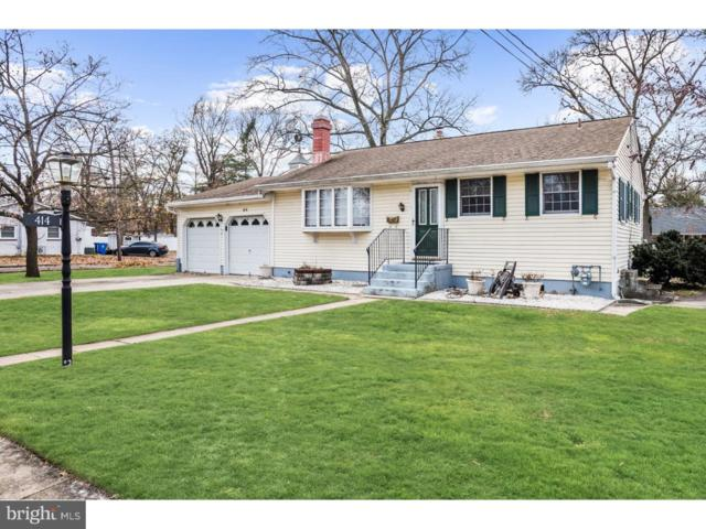 414 Arch Street, DELRAN, NJ 08075 (MLS #NJBL222016) :: The Dekanski Home Selling Team