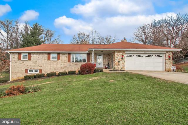 861 Twilight Drive, YORK, PA 17402 (#PAYK103728) :: The Heather Neidlinger Team With Berkshire Hathaway HomeServices Homesale Realty