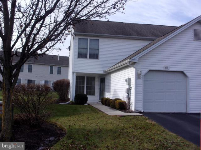 611 Canvasbach Drive, ETTERS, PA 17319 (#PAYK103734) :: The Craig Hartranft Team, Berkshire Hathaway Homesale Realty
