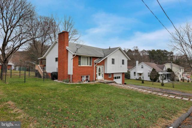 221 Frost Avenue, CUMBERLAND, MD 21502 (#MDAL115508) :: Maryland Residential Team