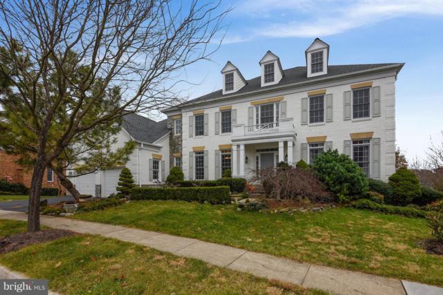 613 Oak Knoll Terrace, ROCKVILLE, MD 20850 (#MDMC384842) :: Bob Lucido Team of Keller Williams Integrity