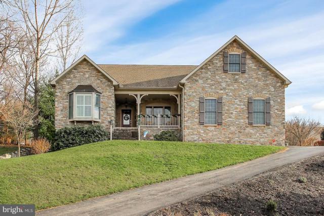10988 Weatherstone Drive, WAYNESBORO, PA 17268 (#PAFL131400) :: Benchmark Real Estate Team of KW Keystone Realty