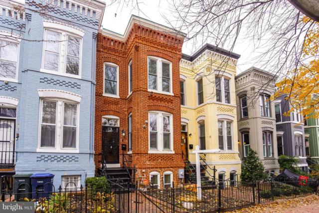 508 7TH Street NE, WASHINGTON, DC 20002 (#DCDC260104) :: Lucido Agency of Keller Williams