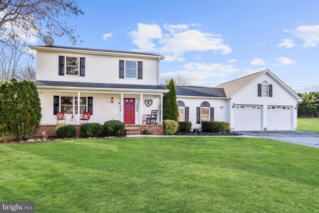 107 Heritage Lane, SYKESVILLE, MD 21784 (#MDCR140240) :: Wes Peters Group