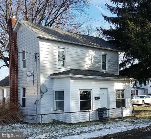 70 Oak Street, FROSTBURG, MD 21532 (#MDAL115638) :: Wes Peters Group Of Keller Williams Realty Centre
