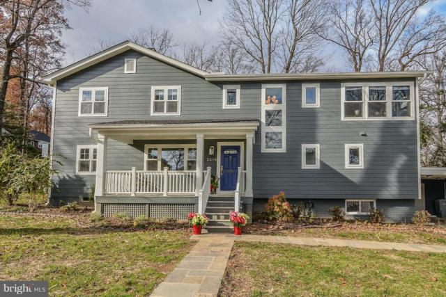 2616 West Street, FALLS CHURCH, VA 22046 (#VAFX535140) :: Fine Nest Realty Group