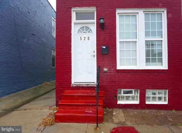 520 N Collington Avenue, BALTIMORE, MD 21205 (#MDBA263424) :: The Dailey Group