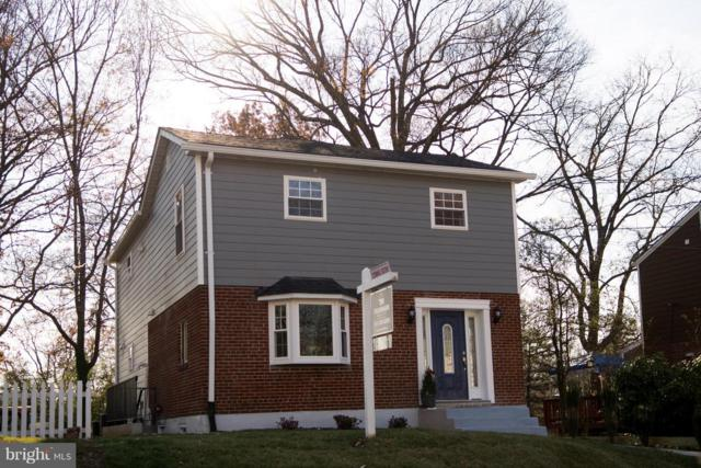 705 Ludlow Street, SILVER SPRING, MD 20912 (#MDMC388796) :: The Sebeck Team of RE/MAX Preferred