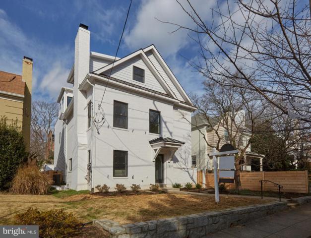 4481 Q Street NW, WASHINGTON, DC 20007 (#DCDC260406) :: The Foster Group