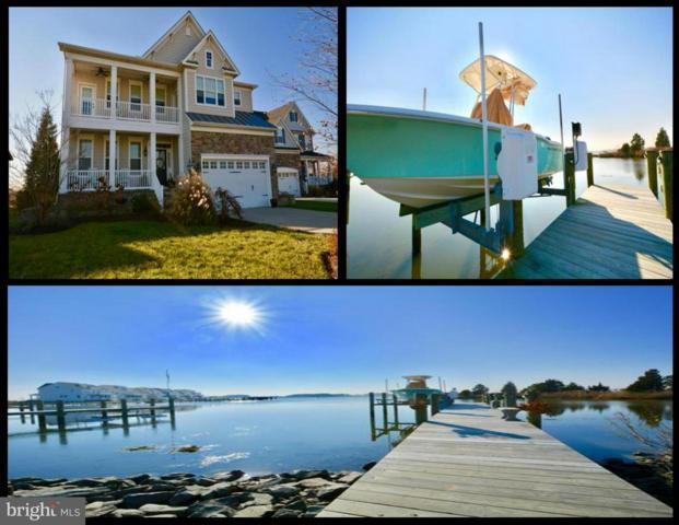 106 Sea Eagle Drive, GRASONVILLE, MD 21638 (#MDQA116330) :: The Riffle Group of Keller Williams Select Realtors
