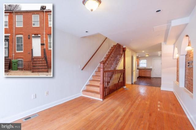 1132 W Lombard Street, BALTIMORE, MD 21223 (#MDBA263456) :: ExecuHome Realty