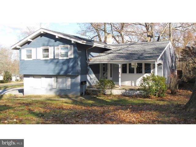 1300 Wynwood Drive, CINNAMINSON, NJ 08077 (#NJBL222094) :: Bob Lucido Team of Keller Williams Integrity