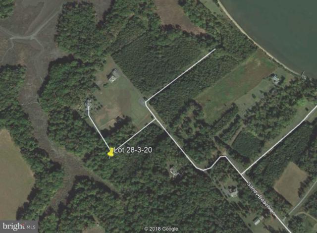 Sandy Beach Lane, KING GEORGE, VA 22485 (#VAKG106506) :: RE/MAX Cornerstone Realty