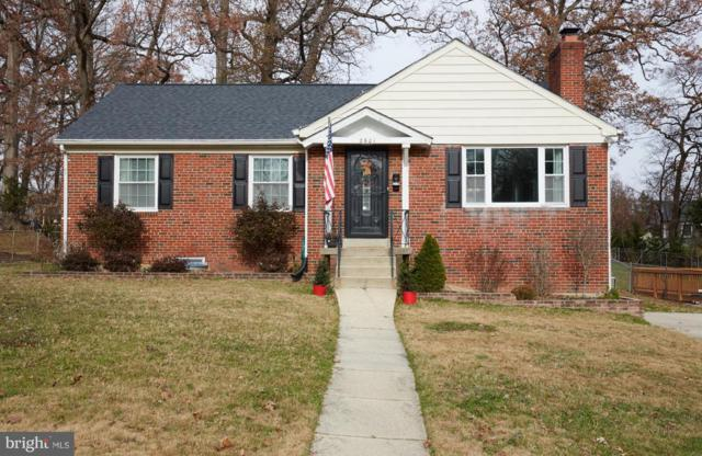 2601 Plyers Mill Road, SILVER SPRING, MD 20902 (#MDMC388824) :: The Foster Group