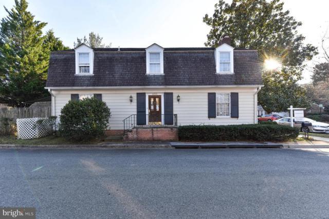 4205 48TH Place NW, WASHINGTON, DC 20016 (#DCDC260456) :: Blue Key Real Estate Sales Team