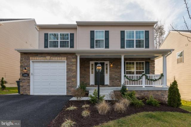 1206 Countryside Court, HANOVER, MD 21076 (#MDAA255528) :: Keller Williams Preferred Properties
