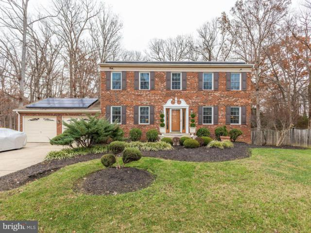 11806 Kimberly Woods Lane, FORT WASHINGTON, MD 20744 (#MDPG319202) :: Frontier Realty Group